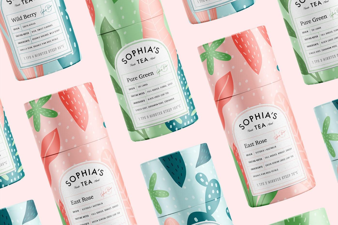 Sophia's Tea