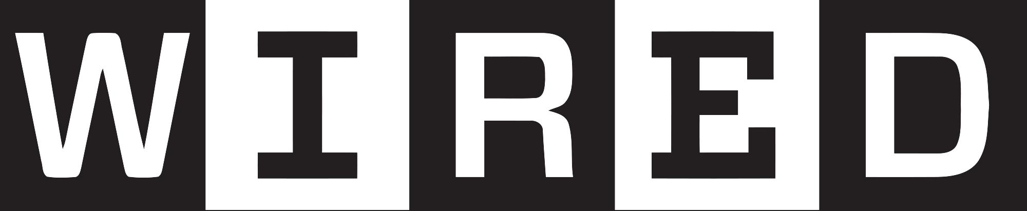 Логотип издания Wired