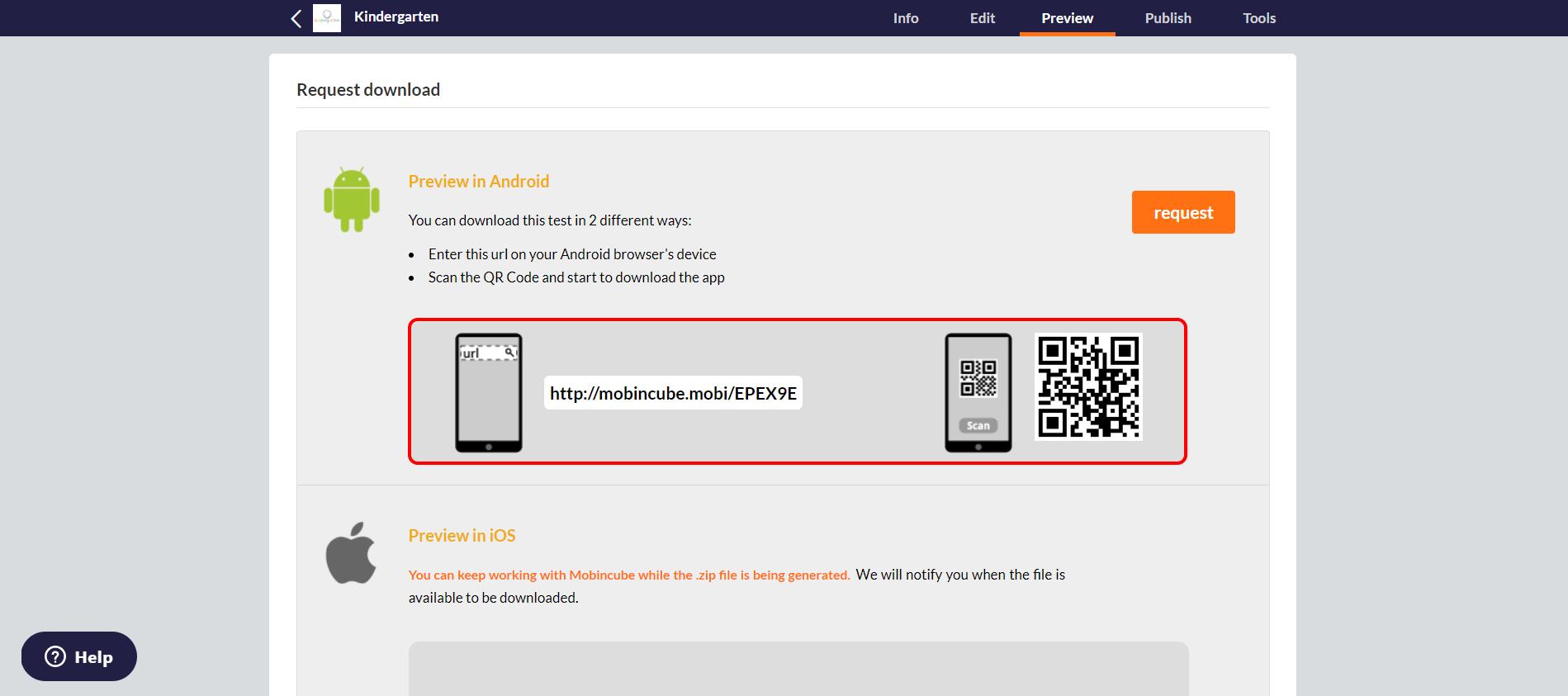 Сервисы для создания мобильных приложений на Android и iOS