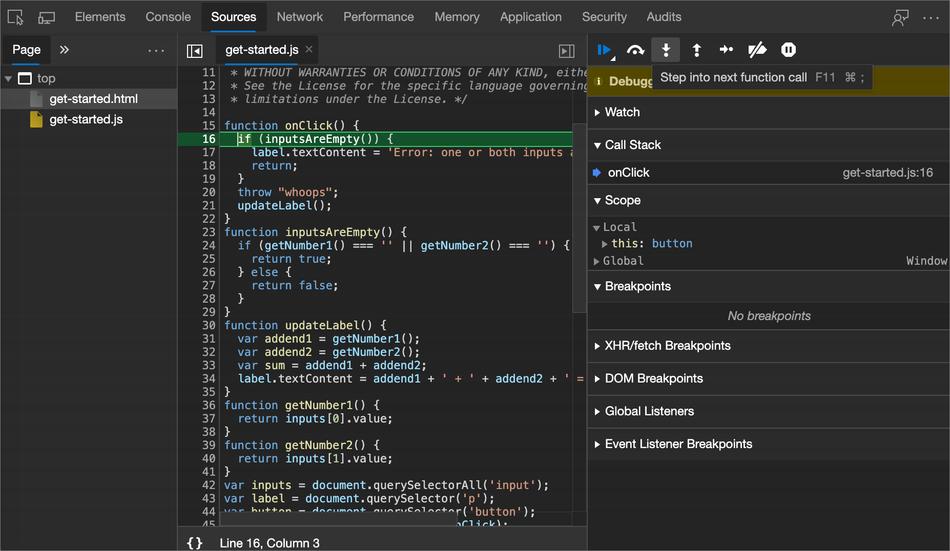 Использование языка JavaScript при фронтенд-разработке
