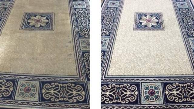 Фото результата, до и после