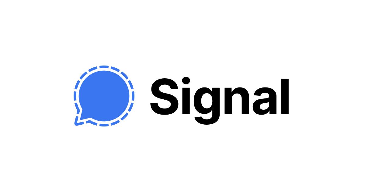 Мессенджер Signal