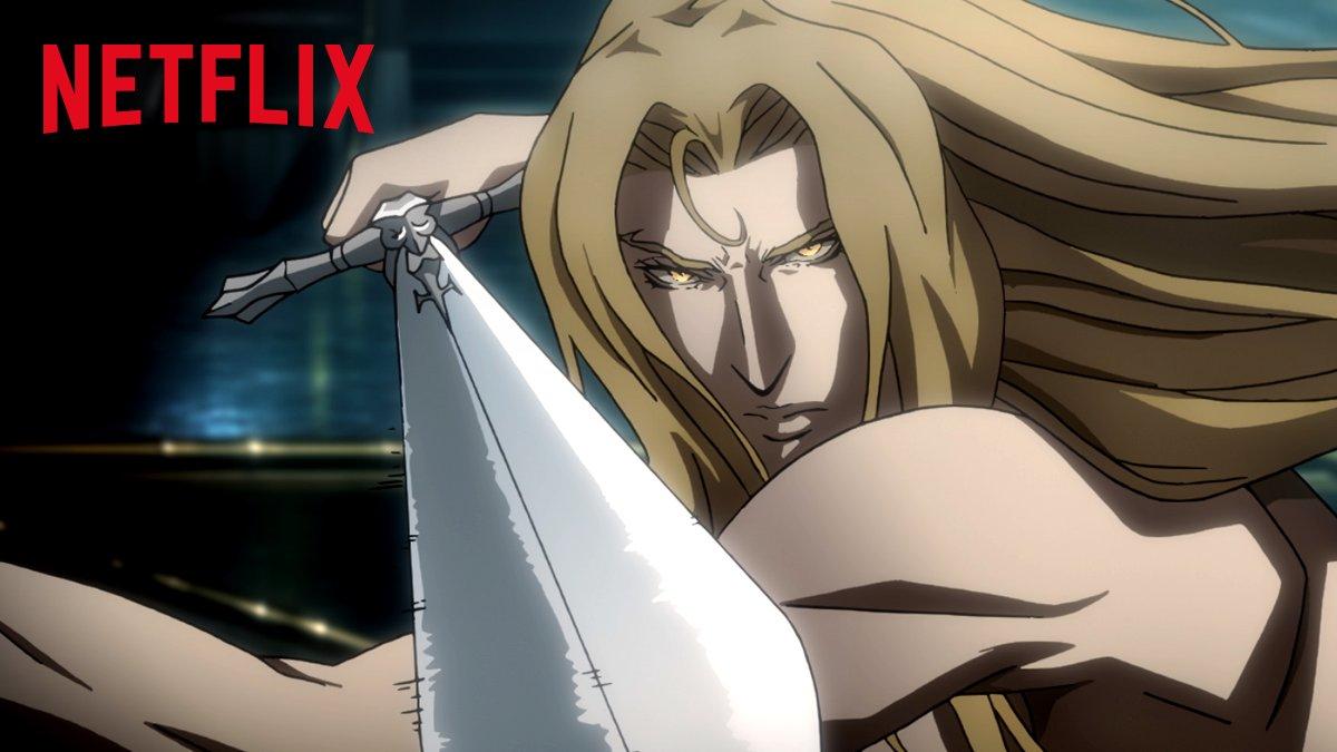 Сериал Castlevania от Netflix