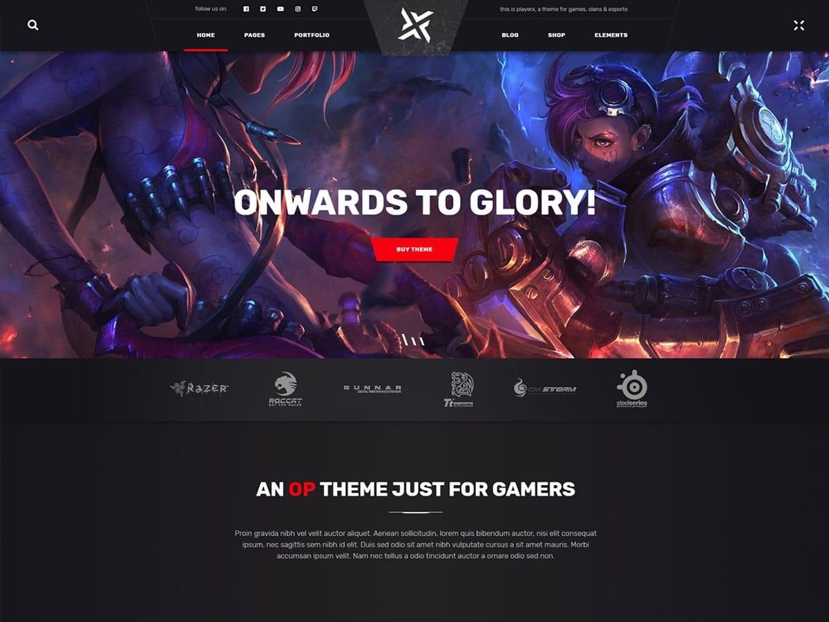 PlayerX WordPress плагин