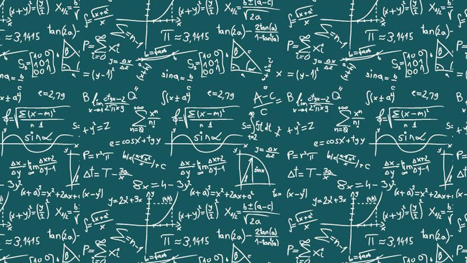 Data scientist должен знать основы математики