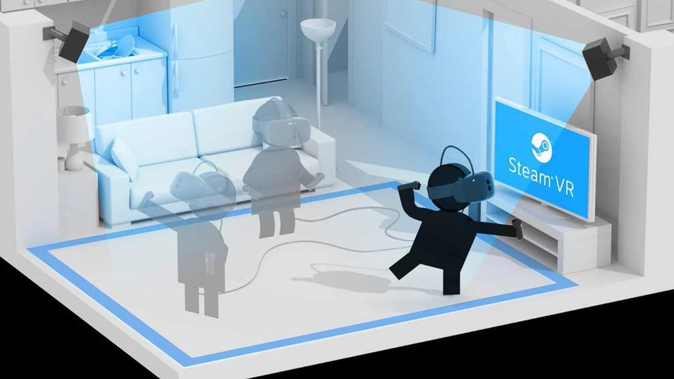 Контроллеры и другие девайсы виртуальной реальности
