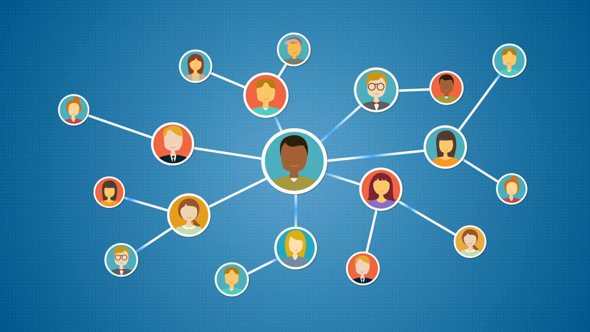 Что такое социальная сеть