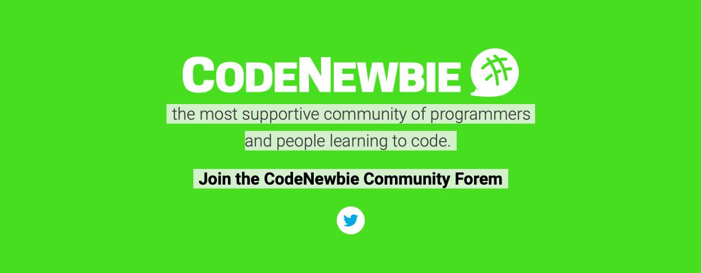 Логотип подкаста CodeNewbie