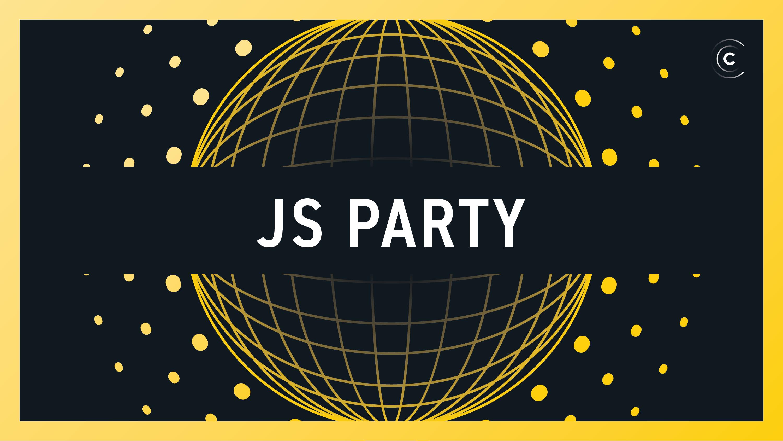 Логотип подкаста JS Party