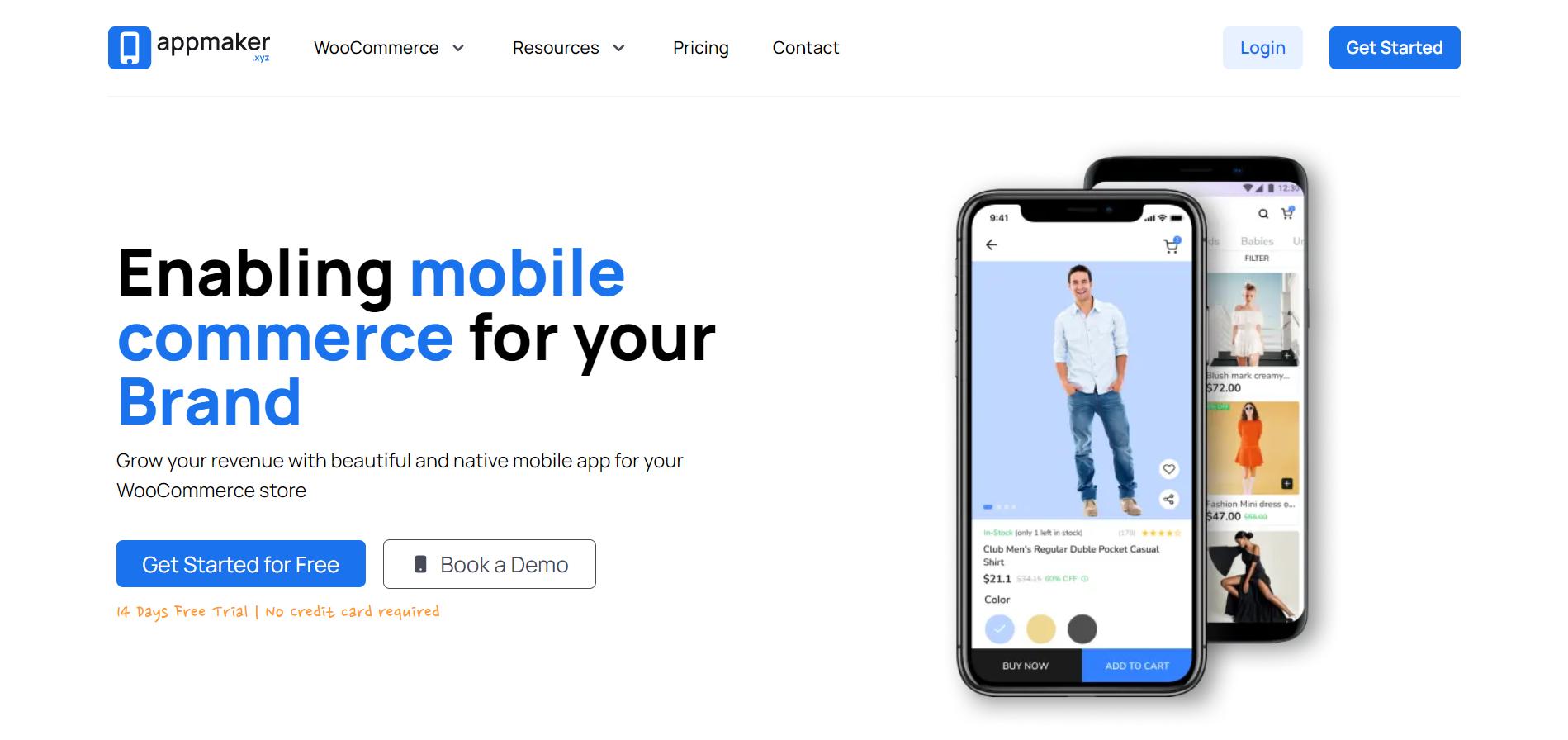 Appmaker сервис для создания приложения из сайта