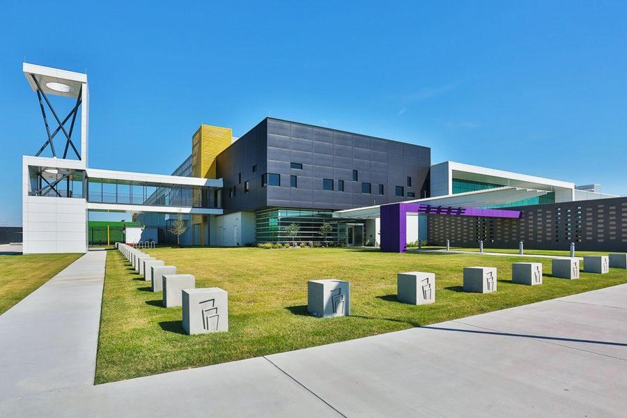 Дата-центр RagingWire Dallas TX1 Data Center