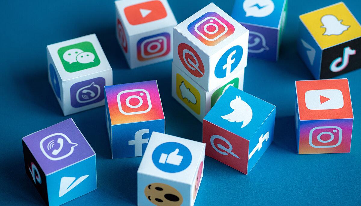 Социальные сети сегодня
