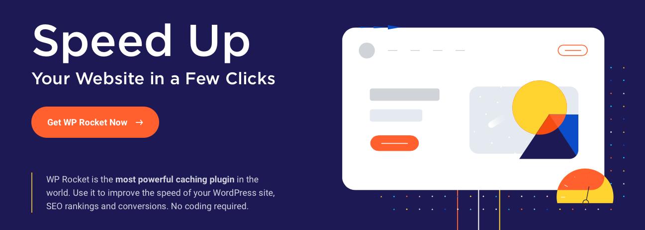 Плагин для кэширования WordPress-сайтов WP Rocket