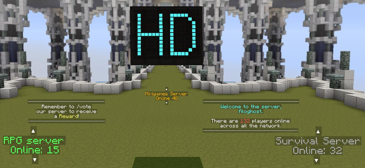 Plugin server Minecraft