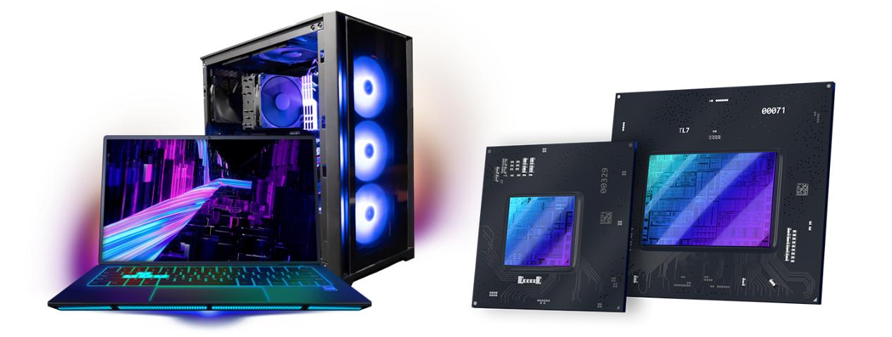 Видеокарты Intel Arc