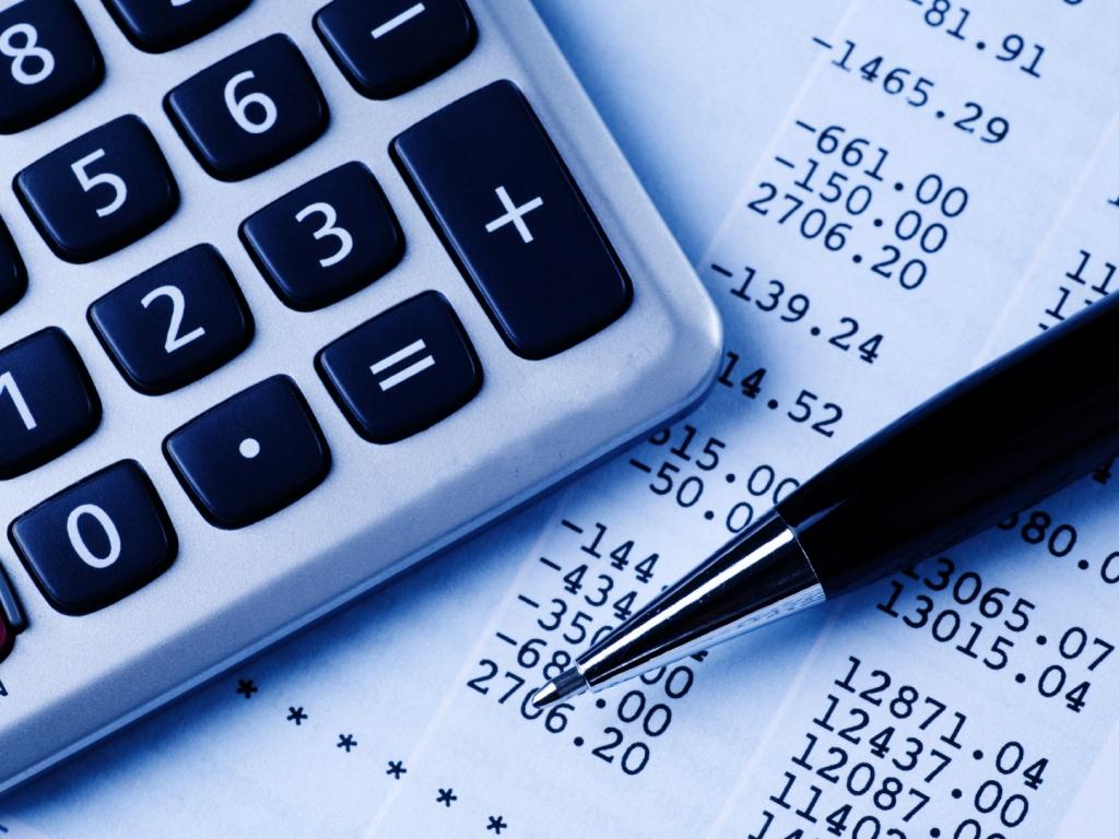 Процесс подсчета налогов