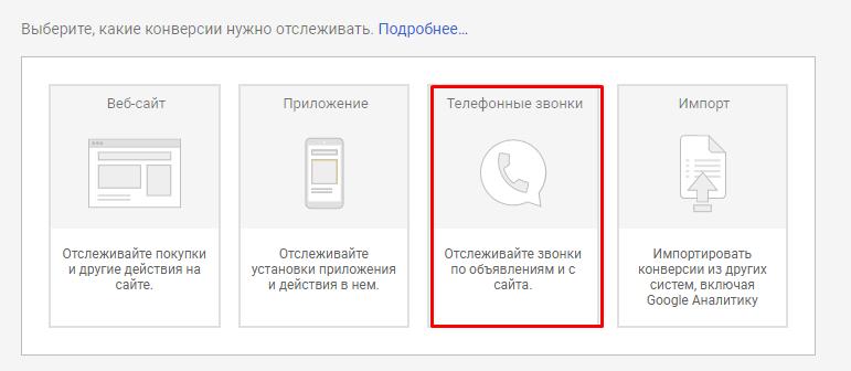 Использование Коллтрекинг Google Ads для отслеживания звонков