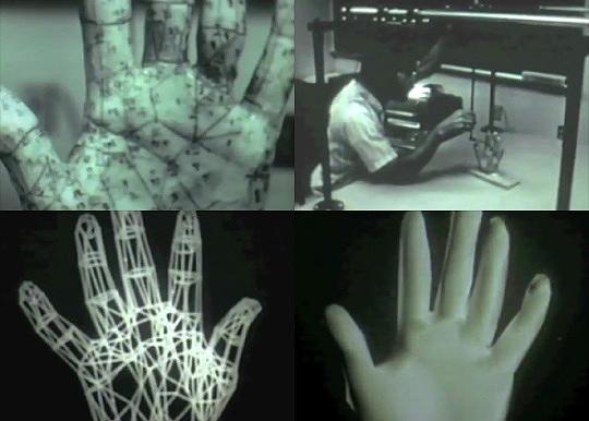 Первый фильм с применением 3D-графики