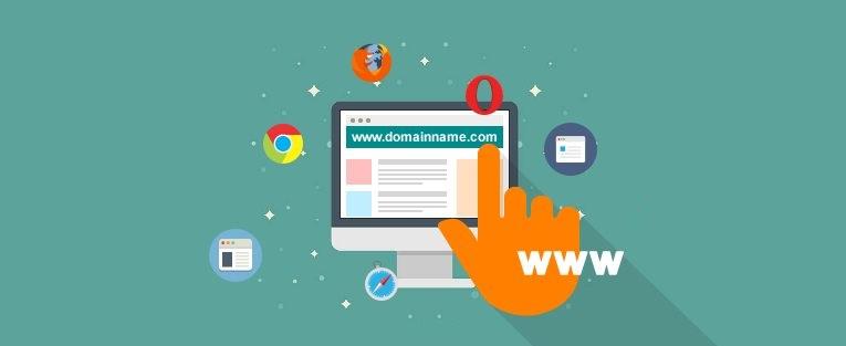 как выбрать регистратора домена