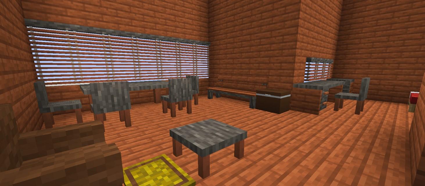 MrCrayfishs Furniture – как добавить новой мебели в дом
